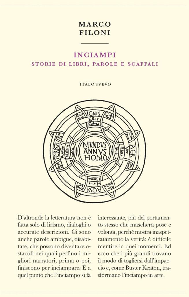 Italo Svevo Edizioni - Inciampi - Filoni
