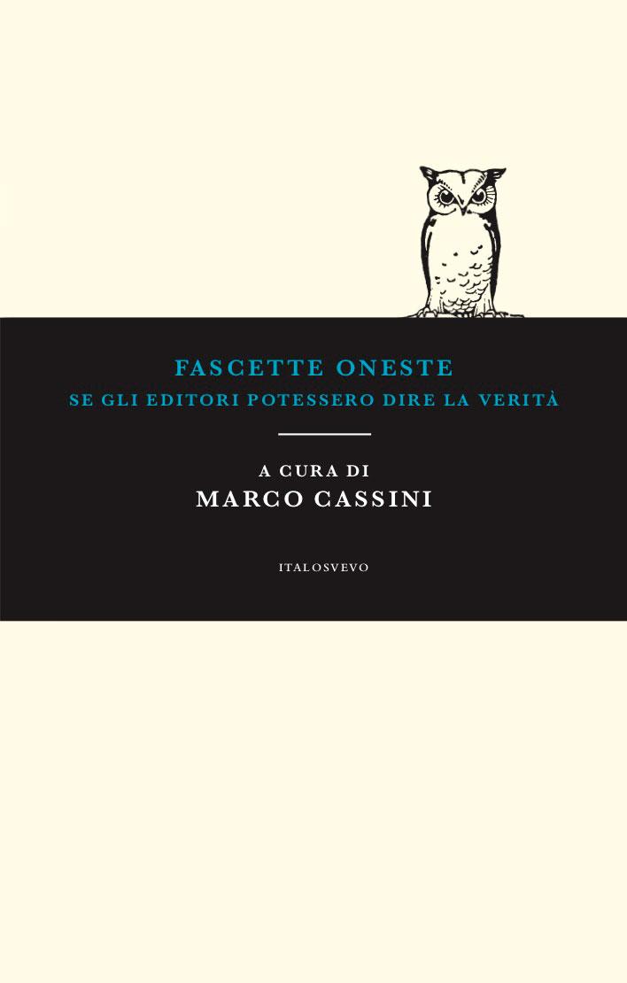 Italo Svevo Edizioni - Fascette oneste - Cassini