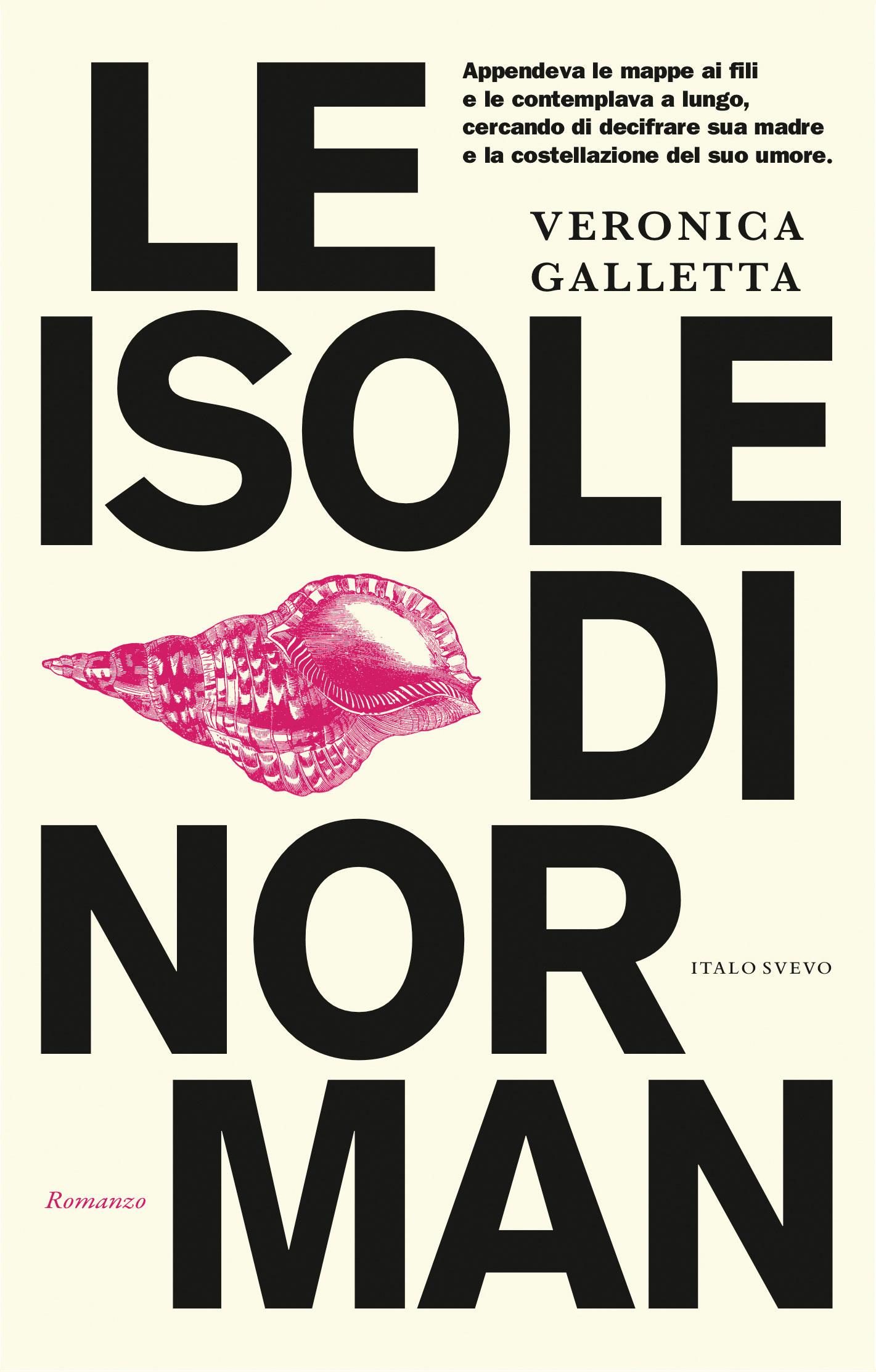 Italo Svevo Edizioni - Le Isole di Norman - Galletta