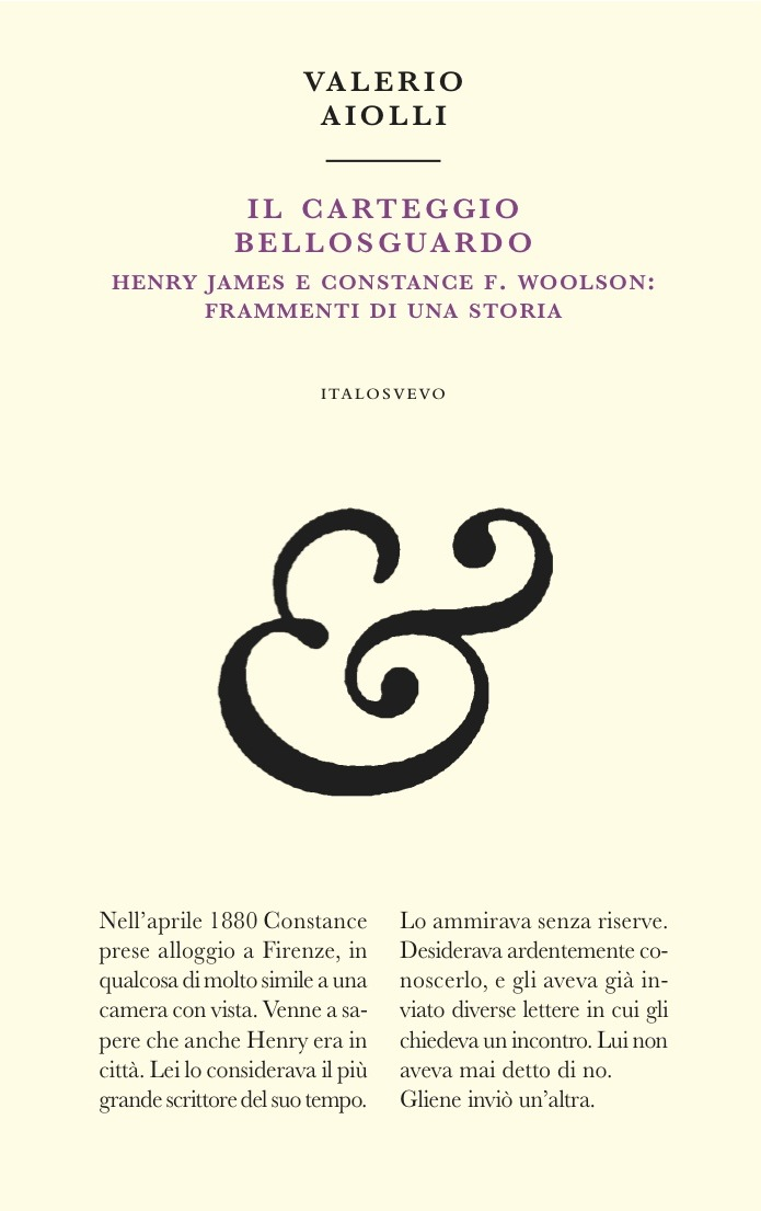 Italo Svevo Edizioni - Il carteggio Bellosguardo - Aiolli