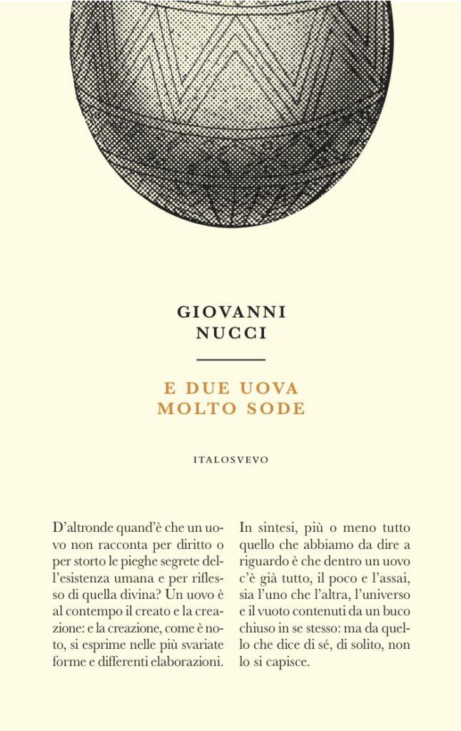 Italo Svevo Edizioni - E due uova molto sode - Nucci