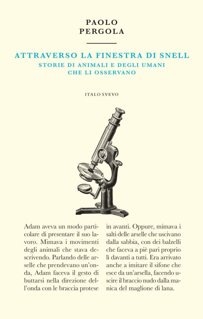 Italo Svevo Edizioni - Attraverso la finestra di Snell - Pergola