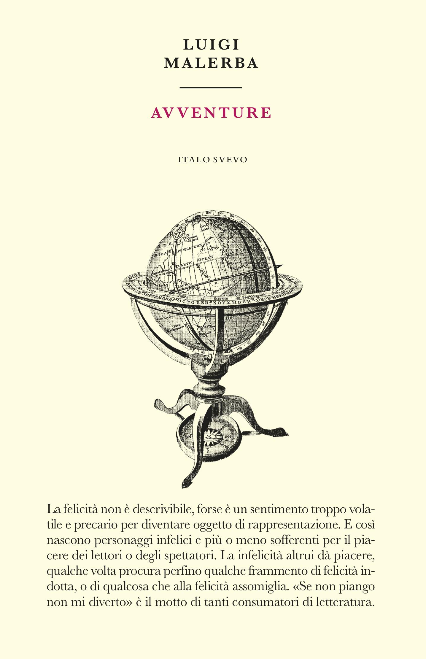Italo Svevo Edizioni - Avventure - Malerba